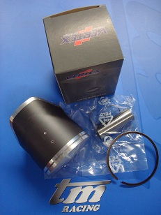 TM RACING: 2-Stroke Piston Kits : Piston Rings : Con-Rods : Reeds : Powervalve Parts (Inc TMEES Cylinder Parts)