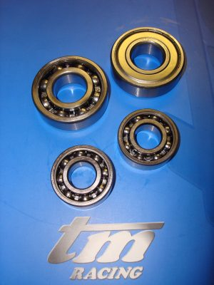 TM RACING: All Bearings : Oil Seals : Bushes & More for Engines, Chassis & Suspension : Fork Parts : TM Shock Parts & More
